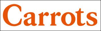 Carrots By Anwar Carrots(キャロッツ バイ アンワー・キャロッツ)