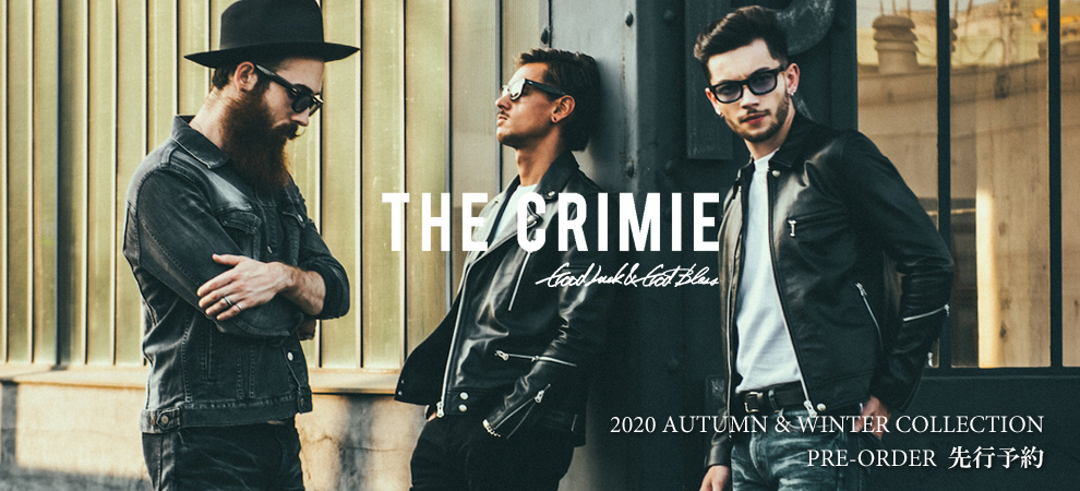 CRIMIE(クライミー) 2020 AUTUMN&WINTER 先行予約