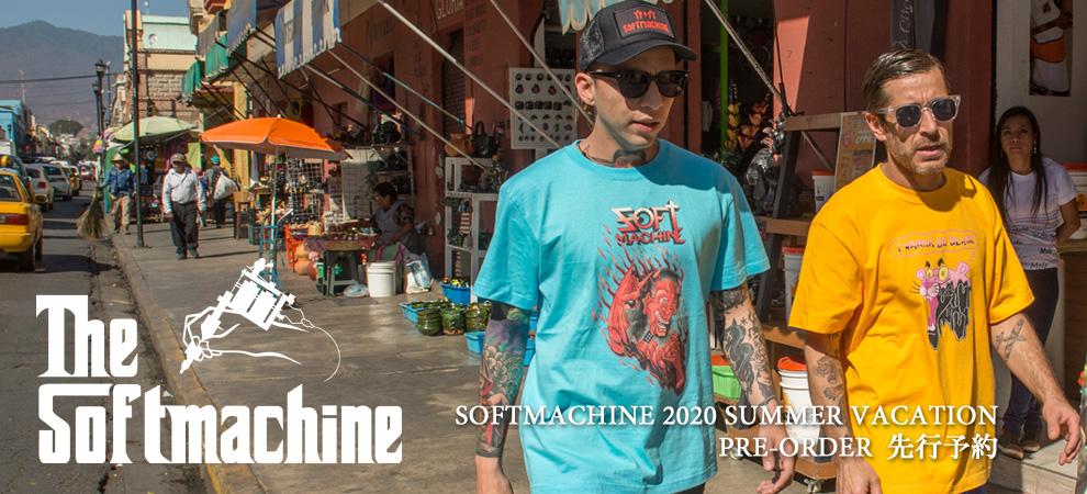 SOFTMACHINE(ソフトマシーン) 2020 SUMMER VACATION 先行予約