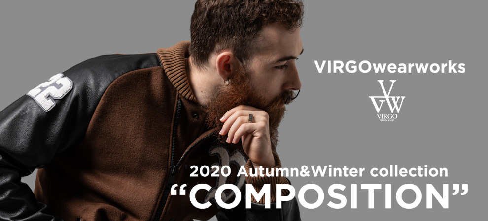 VIRGO(ヴァルゴ) 2020 AUTUMN&WINTER 先行予約