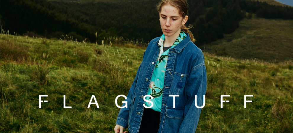 F-LAGSTUF-F 2021 SPRING&SUMMER COLLECTION